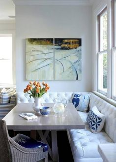 lucy williams interior design blog before and after magnolia kitchen facelift exactly what i need love it all indoor ideas pinterest magnolia - Dining Room Corner Bench