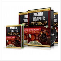 Media traffic meltdown We Love 2 Promote http://welove2promote.com/product/media-traffic-meltdown/  Price: & FREE Shipping  #internetmarketing