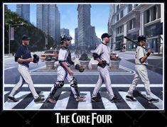 Core Four - FAN FAVORITE