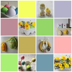 Tales from a happy house.: The Colour Collaborative: March: Egg