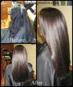 It's all about the Gloss! Cut & Color By Amber Hall Halo Designs Salon