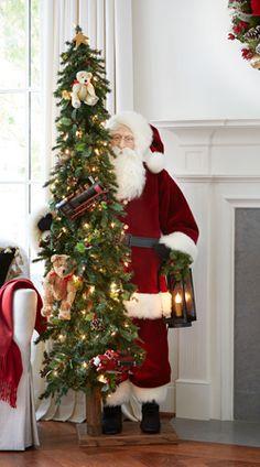 Children's Wishes Santa