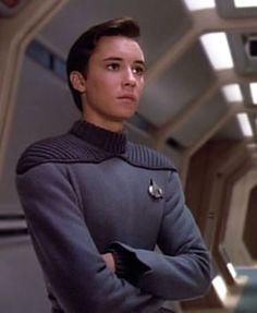 Wesley Crusher (Wil Wheaton) Star Trek: The next generation