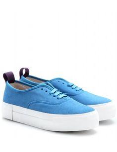 #eytys - mother suede platform sneakers