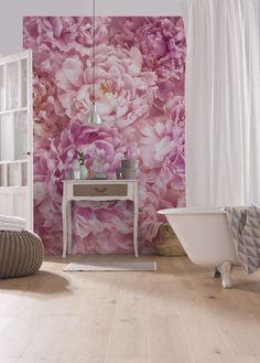 Soave  Wenn rosa Blüten sprechen, schaltet die Seele auf Schongang.  http://www.fototapete.de/index.php/soave.html