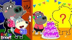 Bữa tiệc sinh nhật vắng bố của Bufo - Phim gia đình | Phim hoạt hình Wolfoo tiếng Việt Funny Cartoon Gifs, Cartoon Kids, By Your Side, Stories For Kids, Family Kids, Scooby Doo, Daddy, The Creator, Snoopy