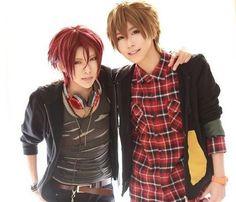 Rin & Makoto cosplay