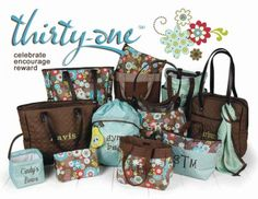 Shop Thirty-one now!!