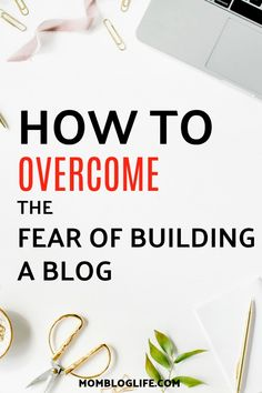 Fear holding your blogging dreams back? There are 7 big blogging fears you need to push past in order to build that blog of your dreams. I examine them and give you ways to overcome and conquer your fears of building a blog.
