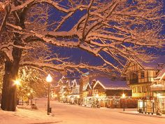 Leavenworth, Washington - Top Christmas Towns on HGTV