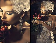"""Hair piece....Fashionbride's Weblog   """"we are shaped and fashioned by what we love"""""""