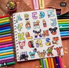 Bullet Journal Lettering Ideas, Bullet Journal Banner, Bullet Journal Aesthetic, Bullet Journal Writing, Bullet Journal School, Bullet Journal Ideas Pages, Bullet Journal Inspiration, Book Journal, Creative Lettering