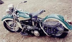 Old Classic Harley-Davidson Motorcycles Harley Davidson Custom Bike, Harley Davidson Knucklehead, Classic Harley Davidson, Used Harley Davidson, Harley Davidson Chopper, Harley Davidson Motorcycles, Harley Panhead, Davidson Bike, Harley Bikes
