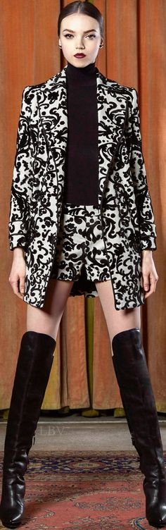 Alice + Olivia ♥✤Fall 2015 Ready-to-Wear