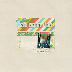 St Pats - Two Peas in a Bucket