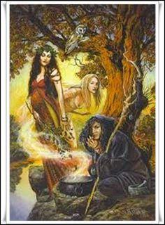 Las Revelaciones del Tarot: La Diosa en la Wicca