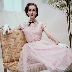 Janet Randy, photo by Frances McLaughlin-Gill, 1952