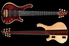 cocobolo bass mahogany - Google Search