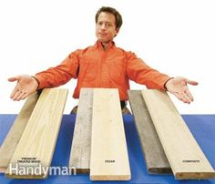 Comparing Deck Wood: Cedar, Pressure Treated Wood & Composite Decking