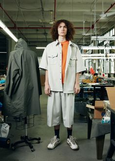 New York Fashion Week Men's: 3 Must-Know New Labels Photos | W Magazine - Katie Thompson, Landlord