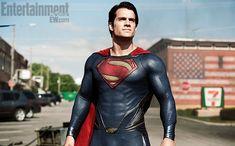 Man of Steel-Henry Cavil *swooooon*