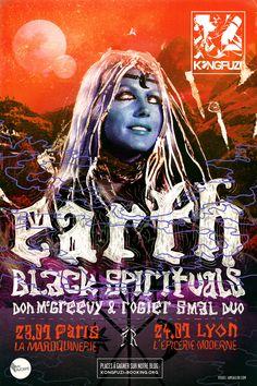 EARTH en concert !! INFOS : http://bit.ly/11YHCgs
