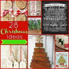 28 Christmas Ideas