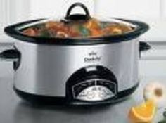 Oven-to-Crock Pot Conversion Recipe - time equivalencies from oven to crockpot