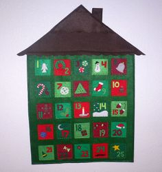 The Millet Family: Advent Calendars