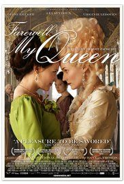 Adiós a la reina Poster