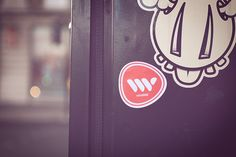wireWAX, interactive, taggable, clickable, shoppable video. Have you spotted a wireWAX sticker?