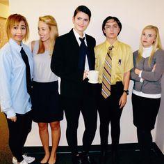 Kappa Delta UCF Socials | TV Shows: The Office