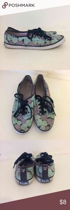 Keds Taylor Swift Floral Shoes From keds Taylor swift edition Floral shoes size 6 bundle if interested     Tags Hollister American Eagle American Apparel Misguided Miss Me Adidas Brandy Melville Forever 21 H&M Free People Asos Urban Outfitters Fashion Nova Nike North Face Topshop Zara Keds Shoes Sneakers