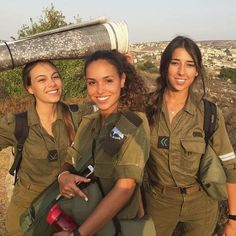 Funny and Interesting Pictures – Daily Picdump photos] Idf Women, Military Women, Israeli Girls, Army Police, Women Facts, Female Fighter, Female Soldier, Army Soldier, Military Girl