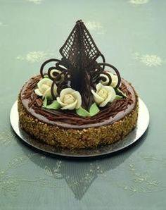 ¿Cómo usar chocolate para modelar para crear tortas y postres fantásticos?