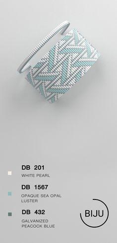 US$4.72 Loom bracelet pattern, loom pattern, miyuki pattern, square stitch pattern, pdf file, pdf pattern, cuff #54BIJU Loom Bracelet Patterns, Bead Loom Bracelets, Bead Loom Patterns, Beading Patterns, Stitch Patterns, Beads Pictures, Beading Techniques, Tear, Bead Crochet