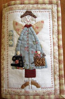Time to Stitch: A finish and a lovely lunch