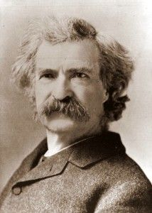"""Samuel """"Mark Twain"""" Clemens grew up with Tom Blankenship and found in him the inspiration for Huck Finn."""