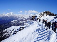 Kedarkantha is the best place to plan your exciting trekking trip. Those who want to experience the thrill and excitements can plan your picturesque trek in the lap of Himalayas of Garhwal, can Plan your Kedarkantha Trek in February / March.
