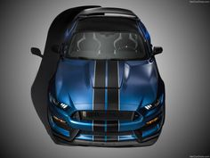 2016 Ford Mustang Shelby GT350R Front - http://car-pictures.info/2016-ford-mustang-shelby-gt350r-front-2/