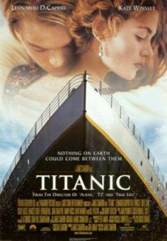 1997 Titanic movie poster  An all time great Inspired my Interest in the history of the titanic Incredible story, great acting