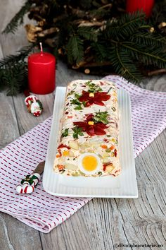 SALATE FESTIVE PENTRU SARBATORI | Diva in bucatarie Inspirational, Table Decorations, Cooking, Food, Kitchen, Eten, Meals, Inspiration, Dinner Table Decorations