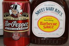 crock pot ribs with dr pepper and sweet baby rays. These are my favorite by far. Fall off the bone Crock Pot Slow Cooker, Crock Pot Cooking, Slow Cooker Recipes, Crockpot Recipes, Cooking Recipes, Crock Pots, Blender Recipes, Crockpot Bbq Ribs, Crockpot Ribs Dr Pepper