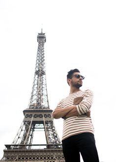 #PackingWithPaige: Paris, France | Grant Legan in the Lennox in Black Overdye