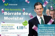 Kuyle.info: La campaña Bórrate de Movistar en Twitter lanzada por el Canal 33 de Madrid preocupa al operador.
