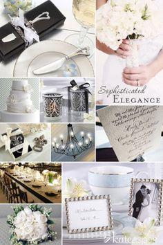 Sophisticated Elegance  http://bride2be.theaspenshops.com