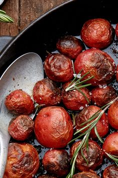 NYT Cooking: Skillet Roasted Potatoes With Rosemary
