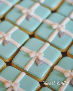 Pretty little presents! Tiffany Boxes