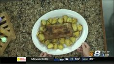 Herb Roasted Pork Loin and Potatoes Monday, December 21, 2015