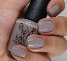 OPI Taupe-less beach. New favorite neutral
